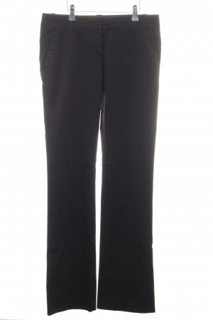 Hugo Boss Stretchhose schwarz Business-Look