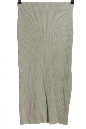 Hugo Boss Knitted Skirt natural white casual look
