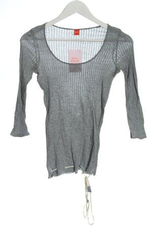 Hugo Boss Knitted Jumper light grey casual look