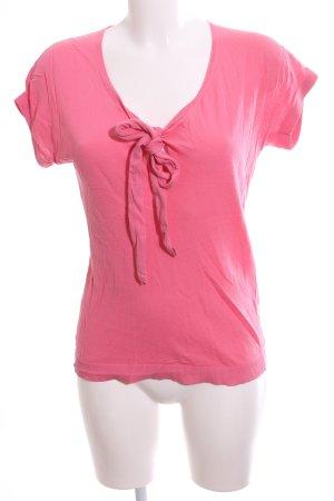 Hugo Boss T-Shirt pink Casual-Look