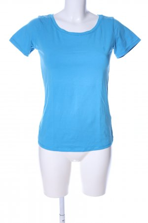 Hugo Boss T-Shirt blau Casual-Look