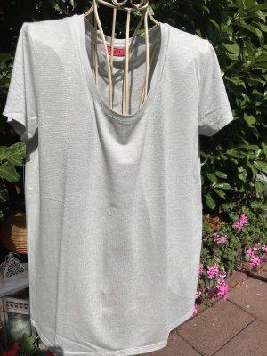 Hugo Boss T-Shirt Denole mit Glitzergarn Gr.XL