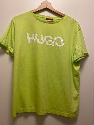 Hugo Boss t shirt in Limetten grün / nein  grün