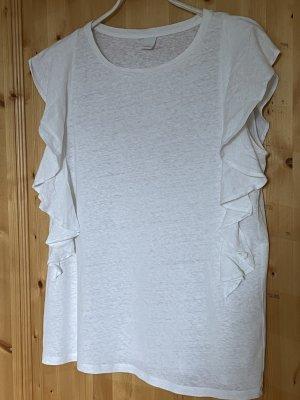 Boss T-shirt biały