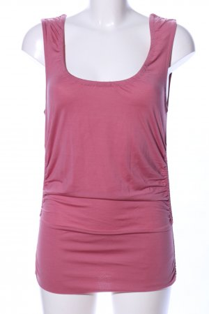 Hugo Boss Tanktop pink Casual-Look