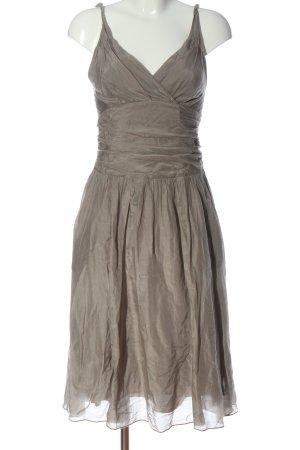Hugo Boss Pinafore dress light grey elegant