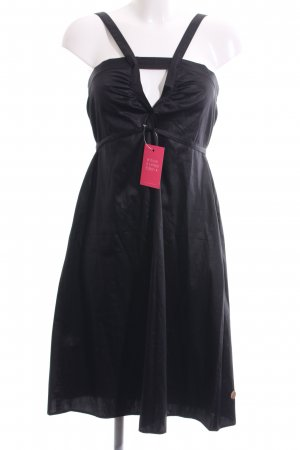 Hugo Boss Trägerkleid schwarz Elegant