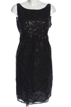 Hugo Boss Trägerkleid schwarz klassischer Stil