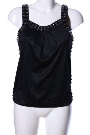 Hugo Boss Trägertop schwarz Elegant