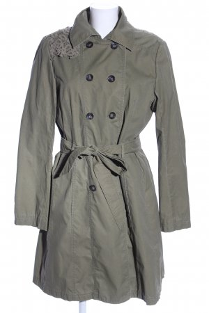 Hugo Boss Trenchcoat khaki Casual-Look