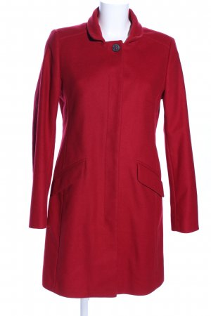 Hugo Boss Trenchcoat rouge style décontracté