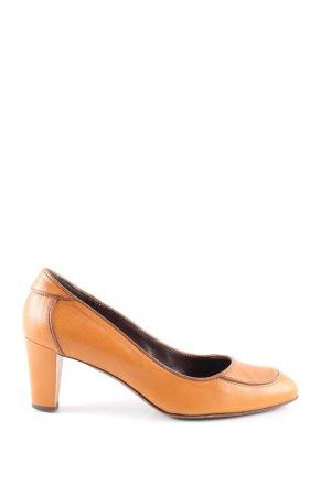 Hugo Boss Loafers light orange business style