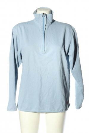 Hugo Boss Troyer blau Casual-Look