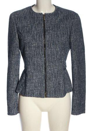 Hugo Boss Tweed blazer volledige print zakelijke stijl