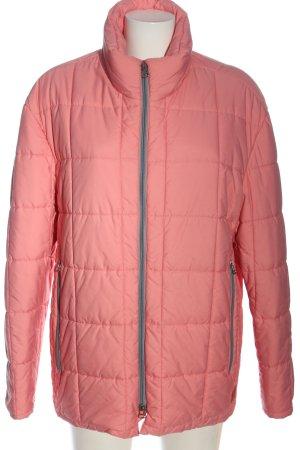 Hugo Boss Übergangsjacke pink Steppmuster Casual-Look