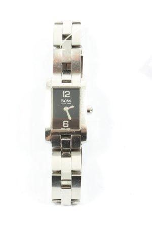 Hugo Boss Reloj con pulsera metálica color plata look casual