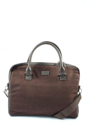 Hugo Boss Crossbody bag brown casual look