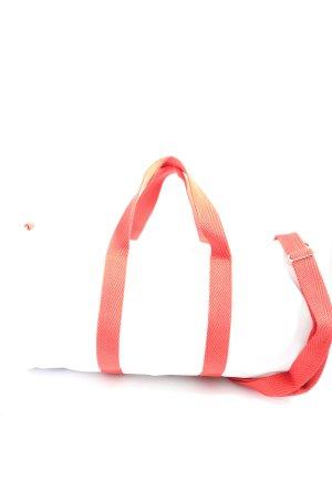 Hugo Boss Weekender weiß-rot Casual-Look