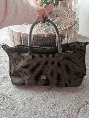 Hugo Boss Travel Bag brown