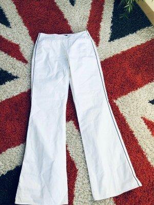 Hugo Boss Jersey Pants white-black