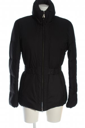 Hugo Boss Winterjacke schwarz Casual-Look