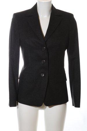Hugo Boss Blazer de lana negro estilo «business»
