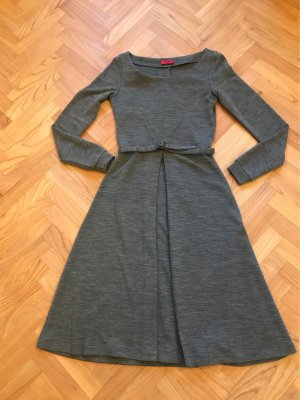 Hugo Boss Woll-Mix-Jerseykleid