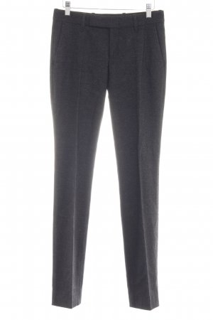 Hugo Boss Woolen Trousers light grey flecked business style