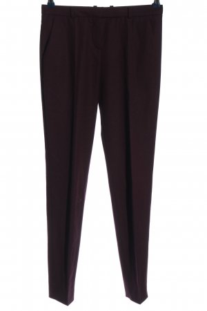Hugo Boss Woolen Trousers brown casual look