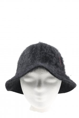 Hugo Boss Cappello di lana nero stile casual