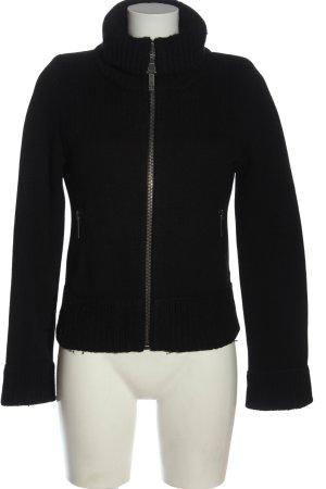 Hugo Boss Wool Jacket black casual look