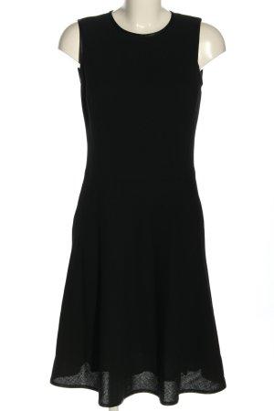 Hugo Boss Vestito di lana nero stile casual