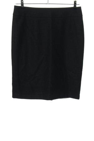 Hugo Boss Wollen rok zwart zakelijke stijl