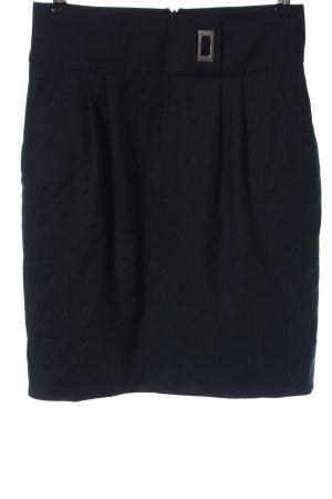 Hugo Boss Wollen rok zwart casual uitstraling