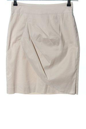 HUGO Hugo Boss Falda asimétrica blanco puro look casual