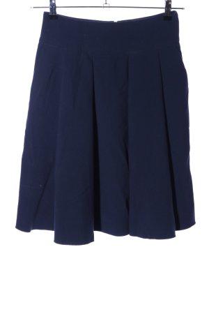 HUGO Hugo Boss Flared Skirt blue casual look