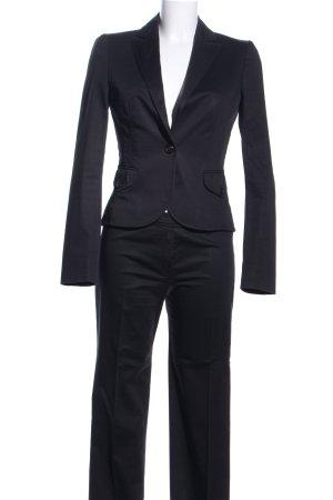 HUGO Hugo Boss Tailleur-pantalon noir style d'affaires
