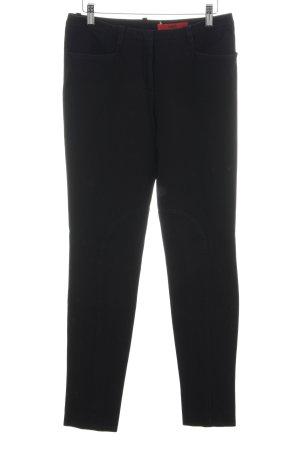 HUGO Hugo Boss pantalón de cintura baja negro look casual