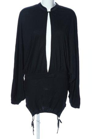 HUGO Hugo Boss Jerseykleid schwarz Casual-Look