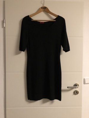 HUGO Hugo Boss Woolen Dress black