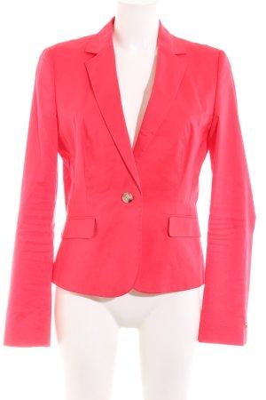 HUGO Hugo Boss Kurz-Blazer pink Business-Look