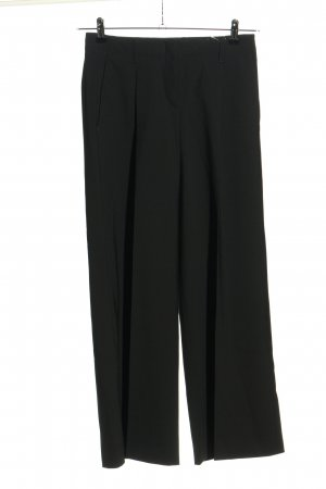 HUGO Hugo Boss Marlenehose schwarz Business-Look