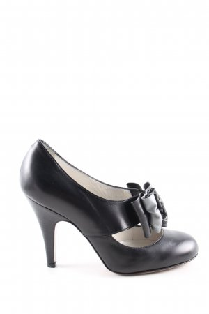 HUGO Hugo Boss Mary Jane Pumps schwarz Business-Look
