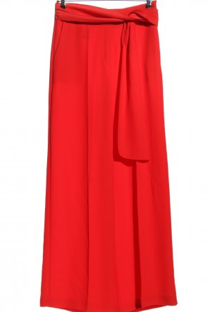 HUGO Hugo Boss Palazzo Pants red business style
