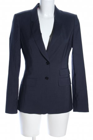 HUGO Hugo Boss Smoking-Blazer blau Business-Look