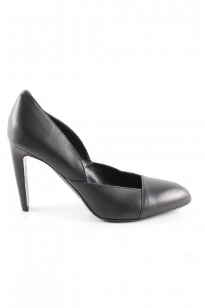 HUGO Hugo Boss Spitz-Pumps schwarz Business-Look