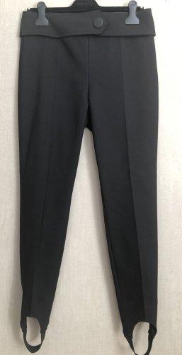 HUGO Hugo Boss Strapped Trousers black cotton
