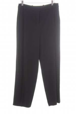 HUGO Hugo Boss Stoffhose schwarz Business-Look
