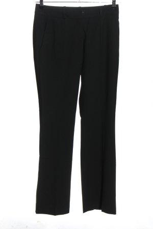HUGO Hugo Boss Pantalon en jersey noir style d'affaires