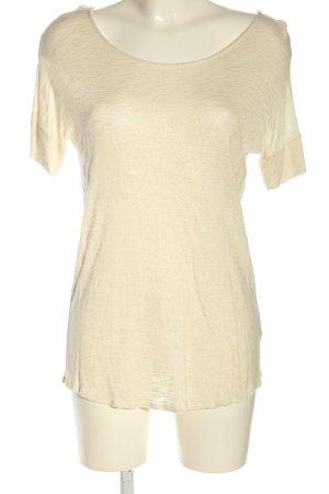 HUGO Hugo Boss T-Shirt creme Casual-Look